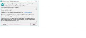 ArduinoIDEのダウンロード・インストール手順3