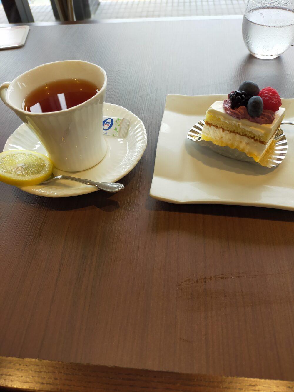 黒沢病院人間ドックの食事とデザート