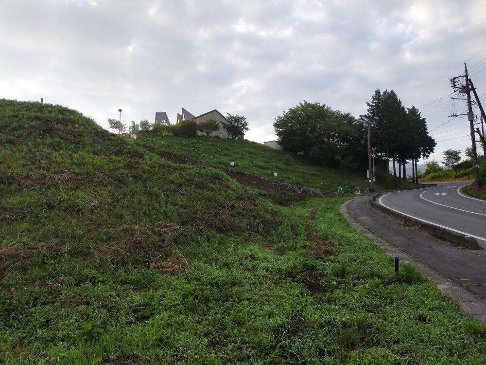 高山村コテージ宿泊4